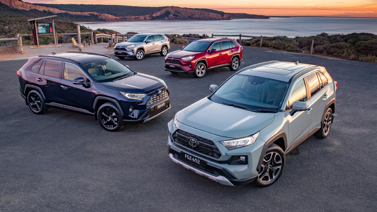 Toyota is finally bringing a hybrid RAV4 to Australia.