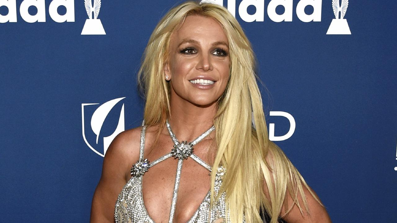 Britney Spears is trying to get a temporary restraining order against her ex-manager. Picture: Chris Pizzello/Invision/AP
