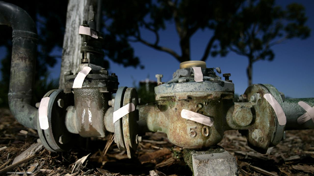 "Brisbane City Council City Planning chairman said incorrect plumbing can lead to ""serious"" problems for the drinking water supply. Picture: FILE"