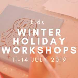 Winter kids holiday workshops