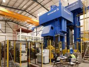 JOBS TIMELINE: Company details plan for factory workforce