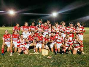 Fillies on show with first 7s carnival