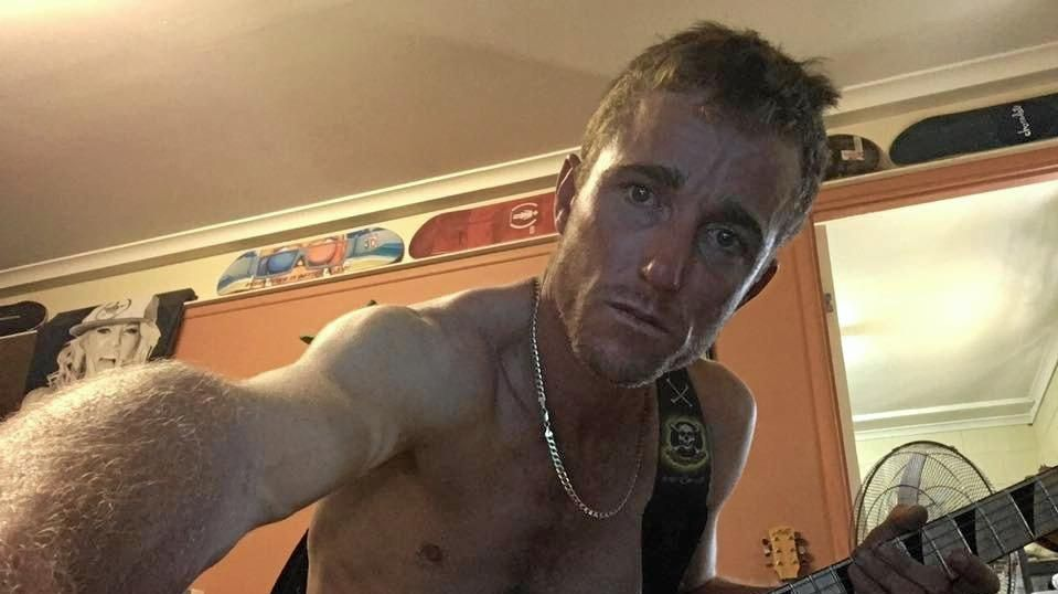 CONVERSATIONS RECORDED: Brent John Dunnigan, 34, pleaded guilty in the Supreme Court in Rockhampton yesterday to a series of drugs-related charges.