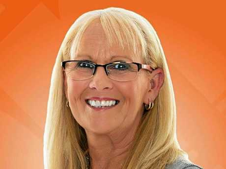 Sharon Bell - One Nation candidate for Blair.