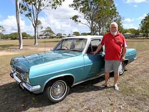 Car show: Rob's love for Holden shines through