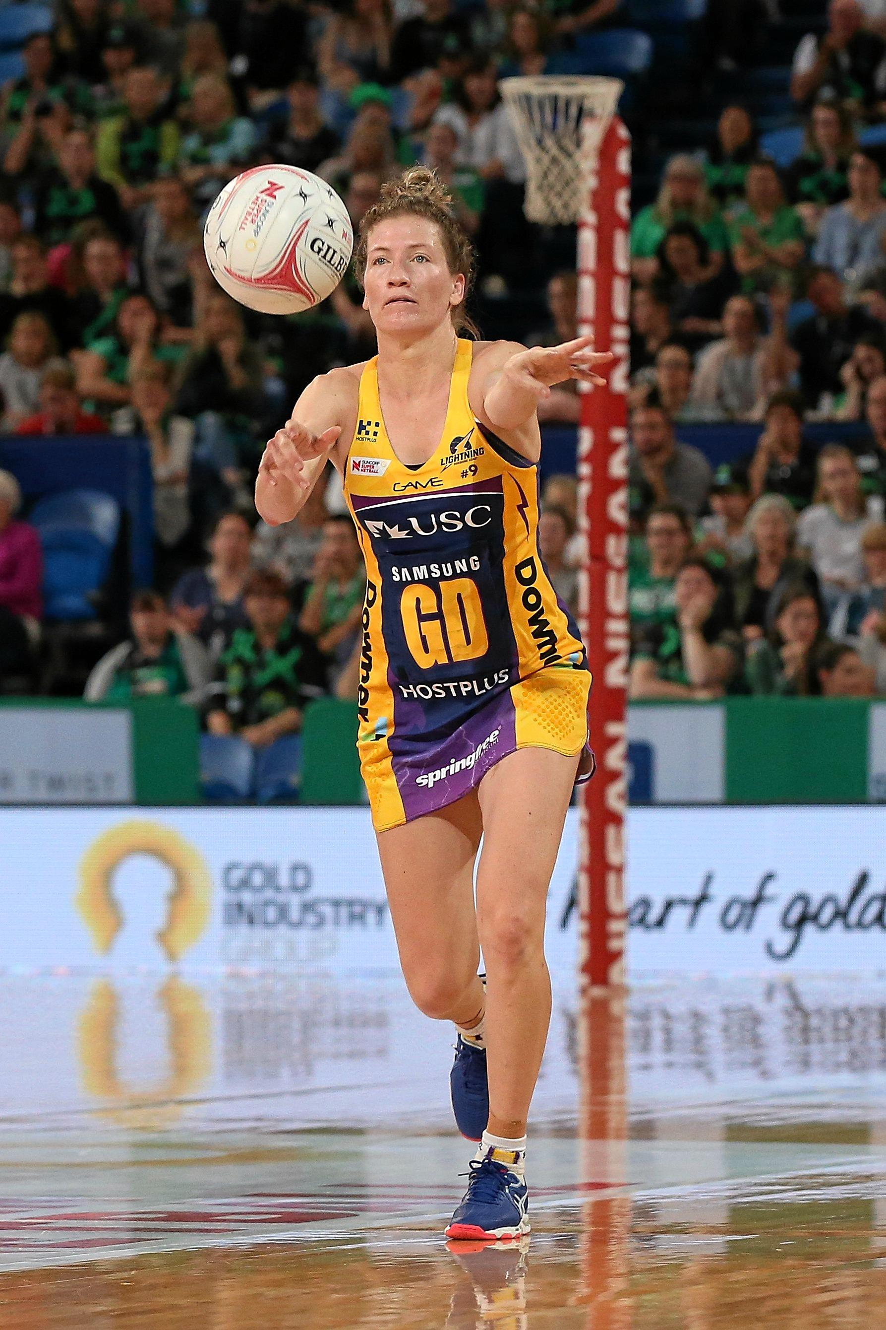 GAME ON: Sunshine Coast Lightning are bracing for a tough fight against the Firebirds in a Queensland derby in Brisbane.