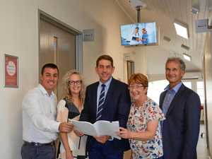 $5.4 million Gayndah Hospital upgrades now complete