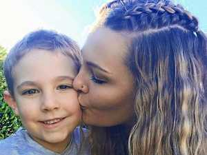 SUPERMUM JO: Son 'saved her life' after serious spine injury