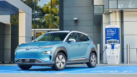 The Hyundai Kona Electric is now on sale in Australia.