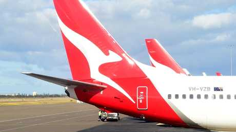 Qantas came in at number five on the report. Picture: AAP Image/Bianca De Marchi