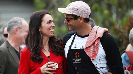 Aussies have fallen in love with Jacinda Ardern. Picture: Hannah Peters/Getty Images