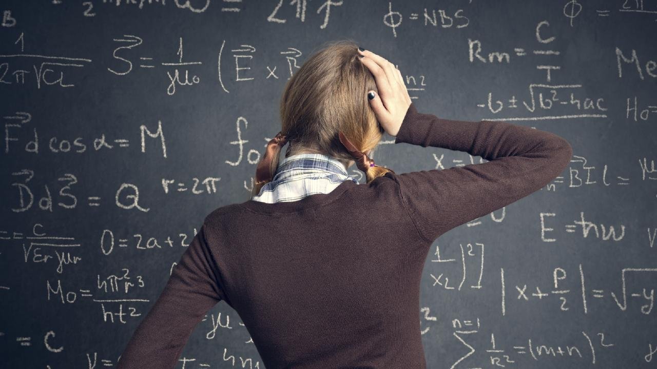 A new report has found Australian schools are facing a lack of highly qualified maths teachers.