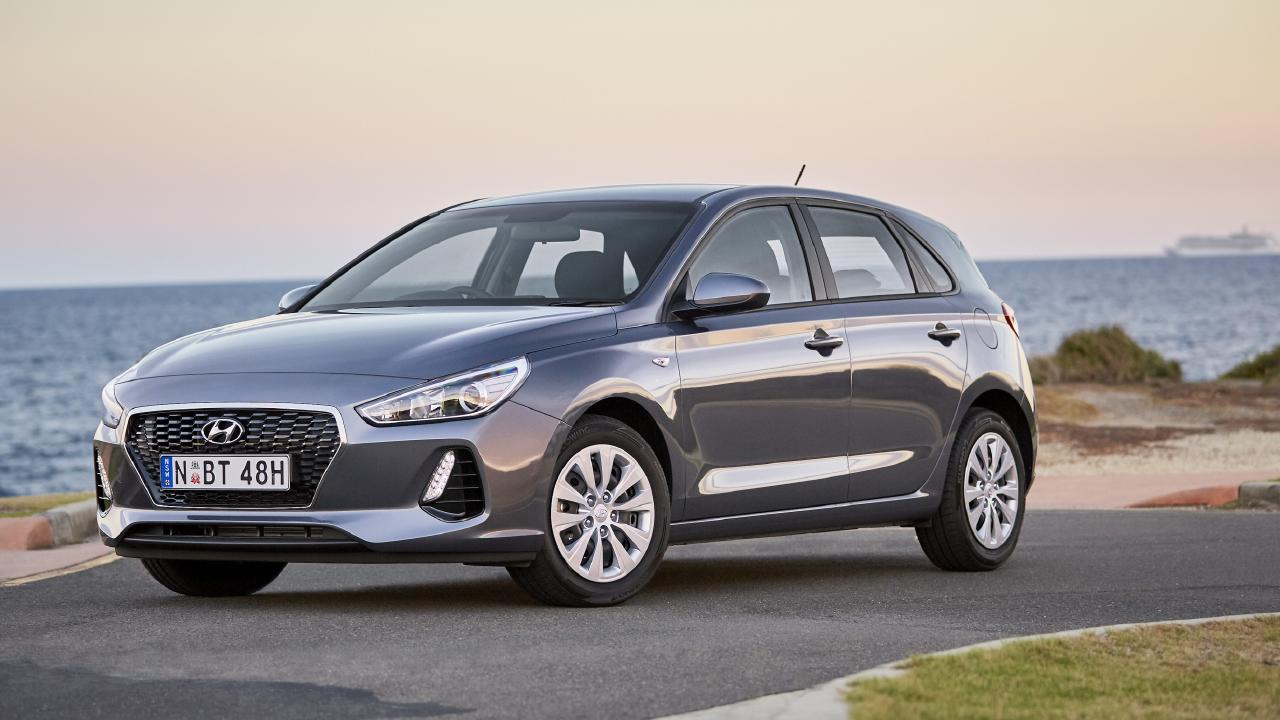 Hyundai has discounted the base i30 Go. Picture: Supplied.