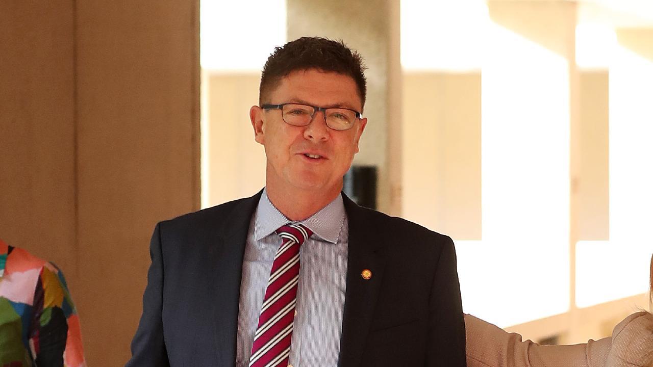 LNP MP Rob Molhoek. Photographer: Liam Kidston