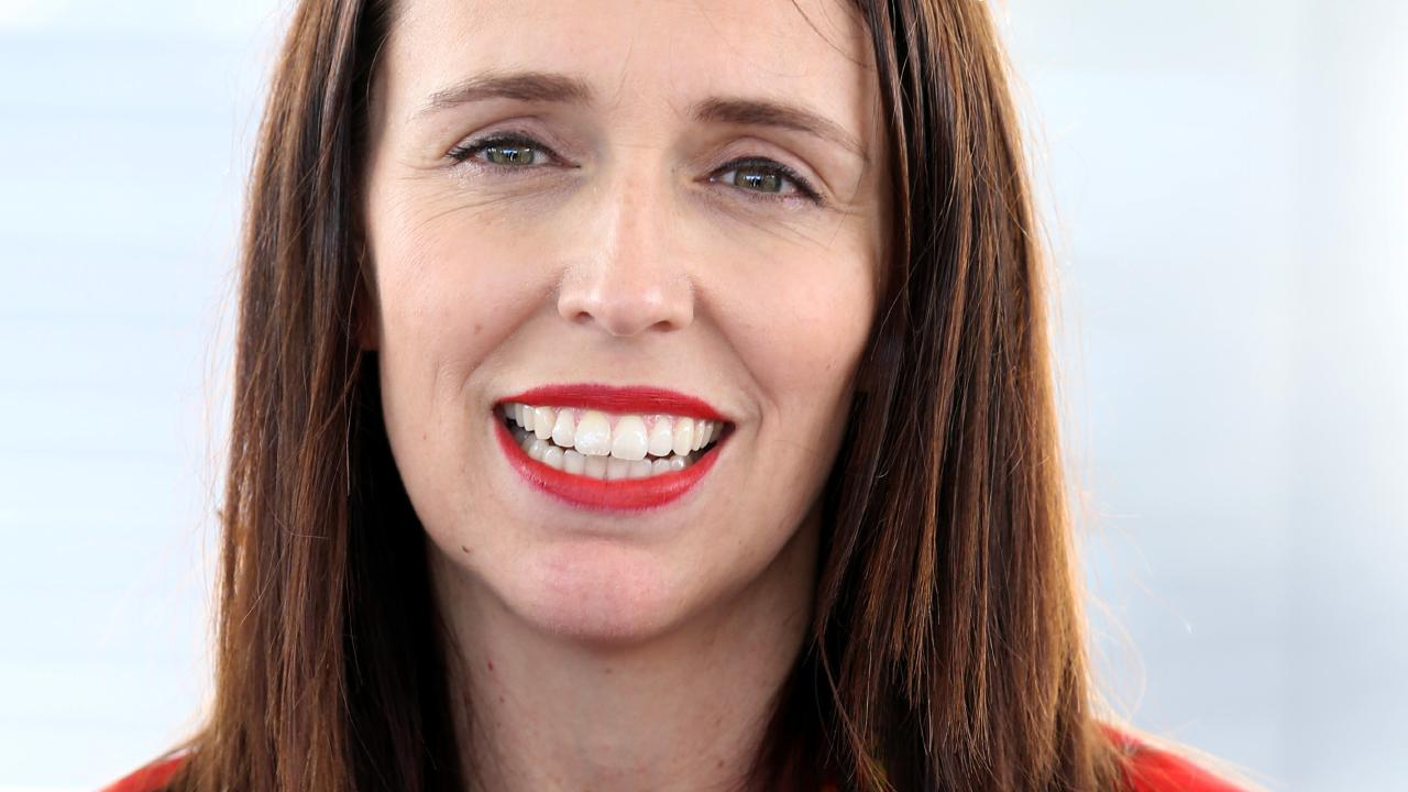 New Zealand Prime Minister Jacinda Ardern — the most trusted politician in Australia. Picture: Nathan Edwards