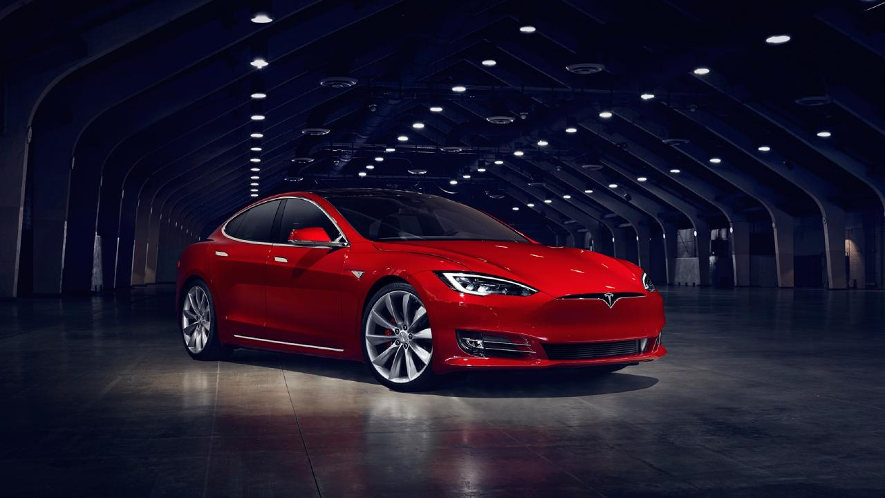 A top shelf Tesla Model S is one of the fastest cars on the planet.