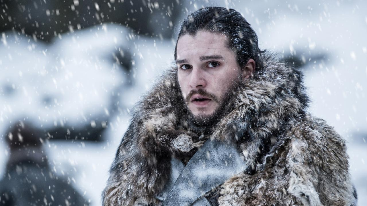 Kit Harington became a global superstar thanks to his role as Jon Snow. Picture: HBO