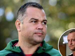 Angry Seibold hits back at Rabbitohs rumours