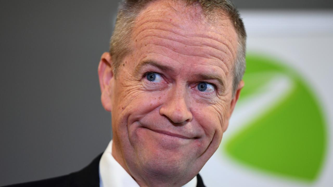 The election is Bill Shorten's to lose. Picture: AAP Image/Lukas Coch