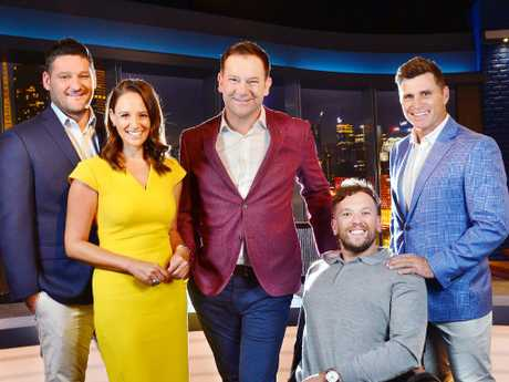 The Footy Show has been canned after 25 years