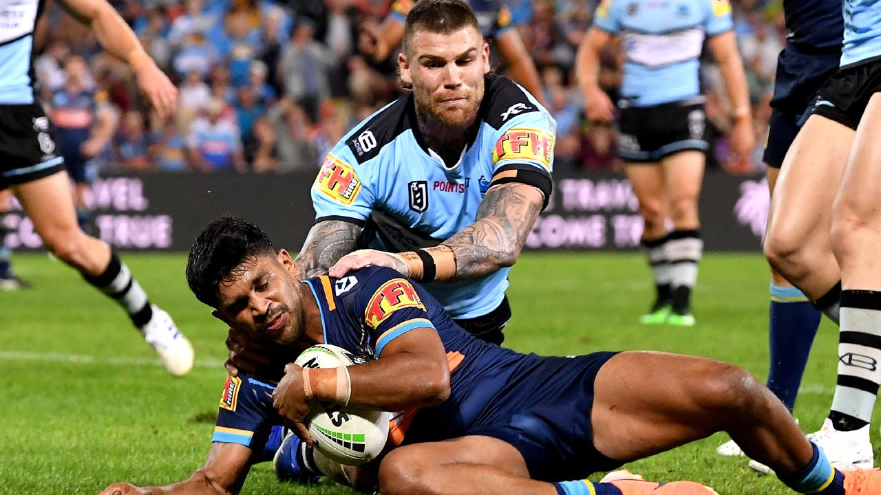 Tyrone Peachey wasn't in the coach's good books after Thursday night.