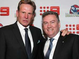Nine's Newman blue killed Footy Show