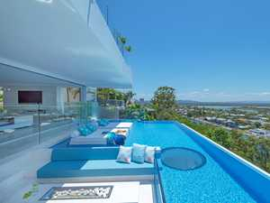Noosa Hill house-price record set by masterpiece with views