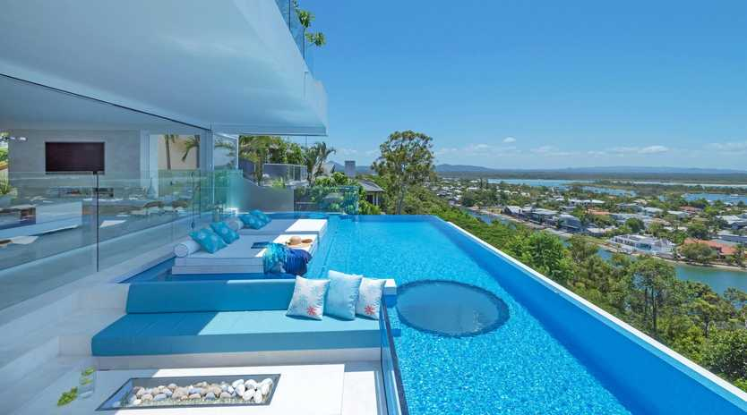 A luxurious Natasha Avenue home has achieved a record $10 million for a Noosa Hill property.