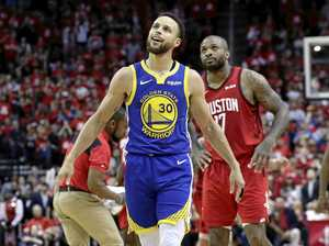 Bogut's Warriors knock the Rockets out of NBA play-offs