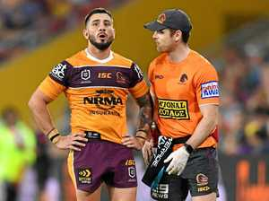 Broncos centre Jack Bird ruled out for rest of the season