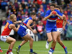 Western Bulldogs down Lions in Ballarat