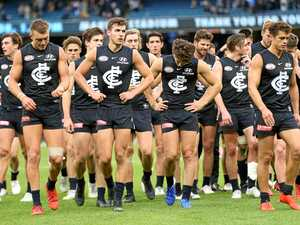 Magpies charge late to deny the Blues