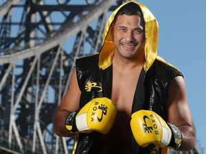 How NRL prepared Hodges for brutal world of boxing