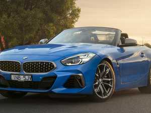 BMW Z4 roadster has six appeal