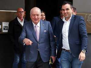 2GB warns Alan Jones of 'contract breach' after airing calls