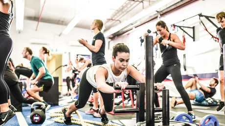 F45 makes a whopping $620 million in revenue. It hopes to hit 10,000 studios in the US but has some fierce competition with other Aussie gyms also hoping to dominate the industry.