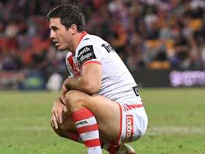 Hunt in hot seat for Dragons