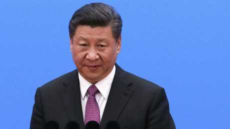 The tariff war between Washington and Beijing poses one of the biggest challenges yet for Chinese President Xi Jinping, potentially exposing his political vulnerabilities at a time when the Chinese economy is already slowing. Picture: AP/Mark Schiefelbein