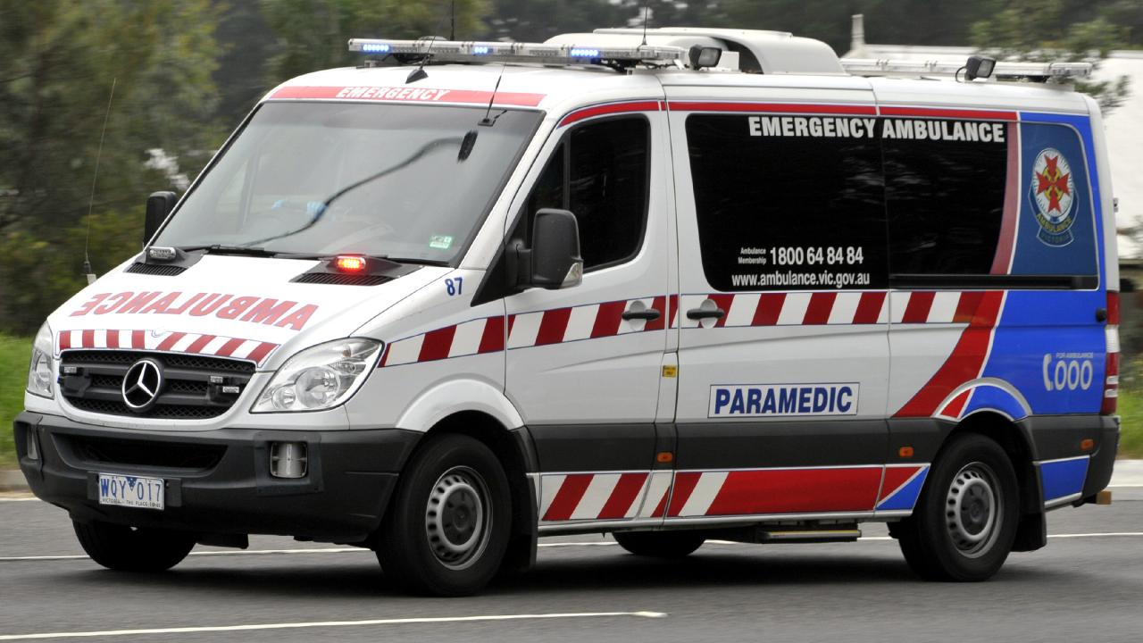 A man suffered severe burns in an incident at Melbourne Airport. Picture: News Corp Australia