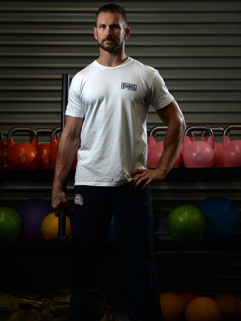 Former F45 co-founder Luke Istomin recently launched his new boutique gym, Re: Union
