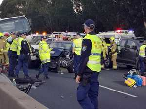 No bail for driver who allegedly fled fatal M4 crash