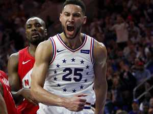 Simmons' 38-year NBA first was simply Magic