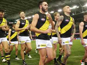 Malthouse: 'Ordinary' Tigers a shadow of flag champions