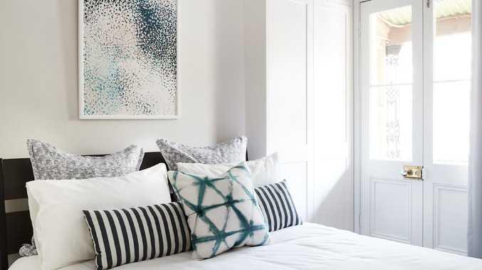Make your bedroom a dream scene