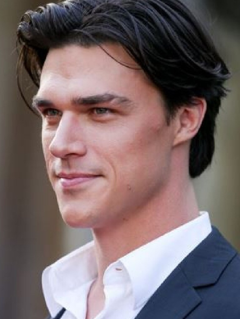 Finn Wittrock plays Mickey Deans Judy Garland's fifth husband. Picture: Supplied