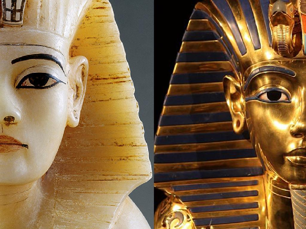 Tutankhamun … or Ankhkheperure Nefernefruaten? New clues reveal the mystery queen who ruled before the boy-king, and who was erased from history.