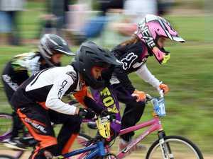 Maryborough BMX Club Day