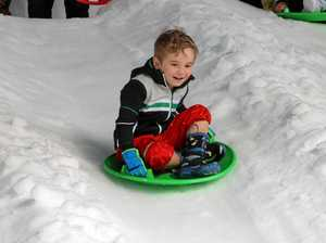Slide into some seriously cool fun these school holidays