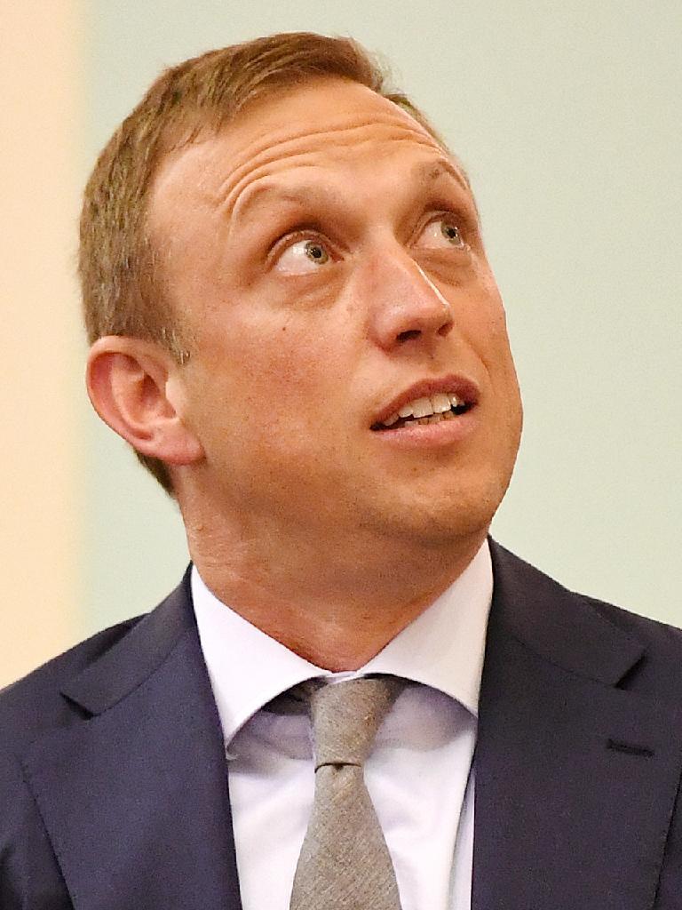 Health Minister Steven Miles. Picture: AAP/Dan Peled