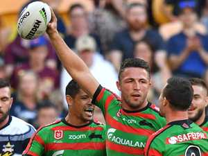 Rabbitohs dismantle Cowboys in final Magic game